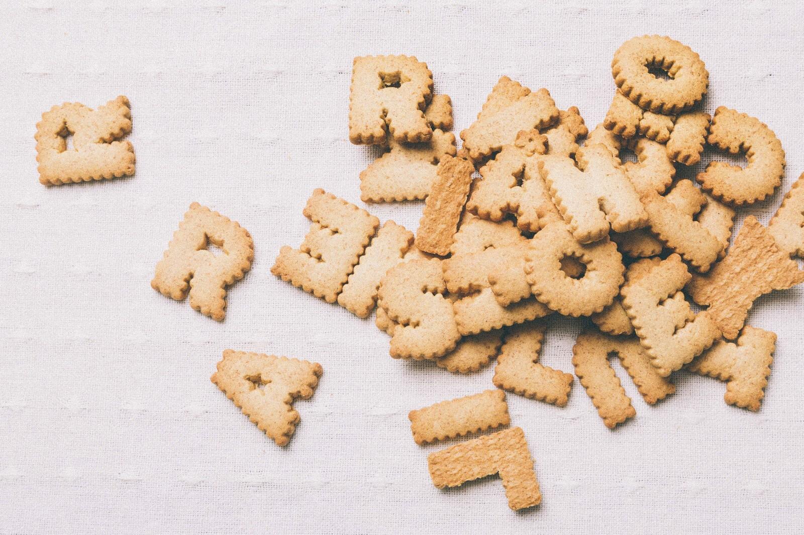 卵・牛乳アレルギーにも!お家にある材料だけで作る簡単クッキーの作り方