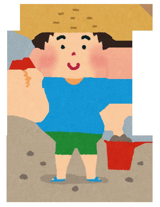 【潮干狩り】関西おすすめ穴場スポット!子供の服装や持ち物は?